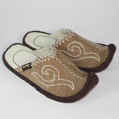 Schuhe Classic Mongs natur