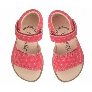 Sommersandalen Lilo pink Kinderschuh pink