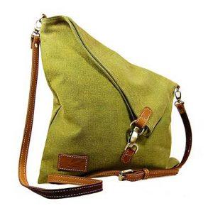 Handtasche mit Flapover