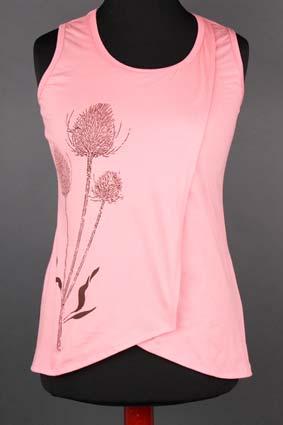 damenshirt rosa
