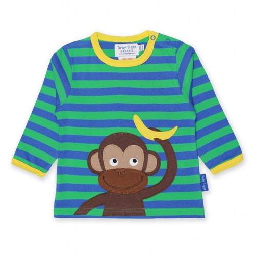 monkey banana shirt